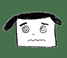 shikaku sankaku tokidoki maru sticker #4774212