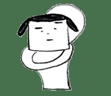 shikaku sankaku tokidoki maru sticker #4774218