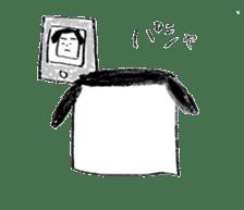 shikaku sankaku tokidoki maru sticker #4774219