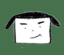 shikaku sankaku tokidoki maru sticker #4774223