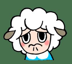 Sheep of ROCHER sticker #4774827