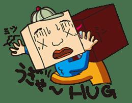 GoGo!! Kokubo-kun14 Study abroad! sticker #4775876