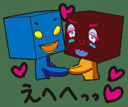 GoGo!! Kokubo-kun14 Study abroad! sticker #4775878