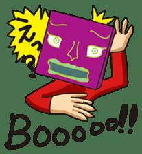 GoGo!! Kokubo-kun14 Study abroad! sticker #4775884