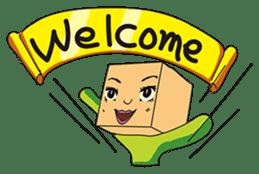 GoGo!! Kokubo-kun14 Study abroad! sticker #4775893