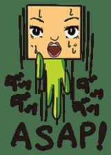 GoGo!! Kokubo-kun14 Study abroad! sticker #4775895