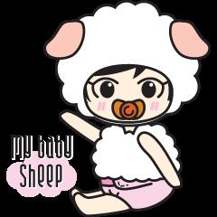 My Baby Sheep Kiana