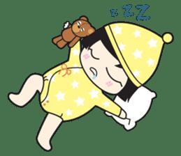 My Baby Sheep Kiana sticker #4776429