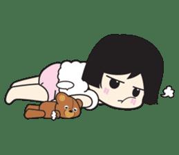 My Baby Sheep Kiana sticker #4776432