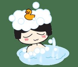 My Baby Sheep Kiana sticker #4776441