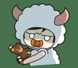 My Baby Sheep Kiana sticker #4776453