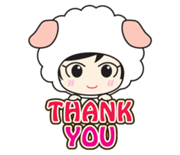 My Baby Sheep Kiana sticker #4776456