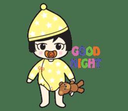 My Baby Sheep Kiana sticker #4776458