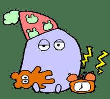 MUKUCHI kun sticker #4776545