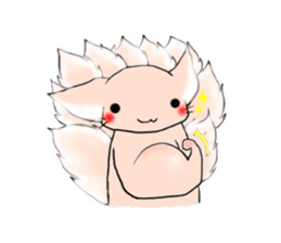 the Nine-tailed cat sticker #4776735