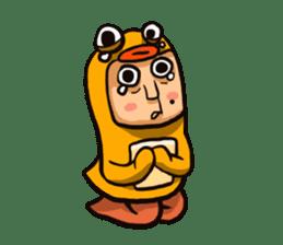 DuckManKab sticker #4776987