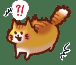 Marshmallow cats sticker #4777068