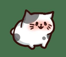 Marshmallow cats sticker #4777095