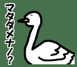 Dry birds sticker #4777248