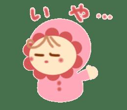 BABY HANA sticker #4777665