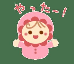 BABY HANA sticker #4777668