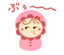 BABY HANA sticker #4777669
