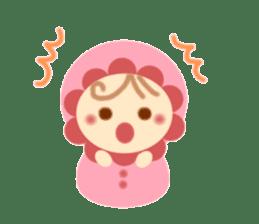 BABY HANA sticker #4777672