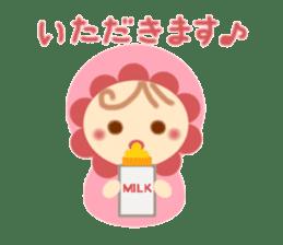 BABY HANA sticker #4777675