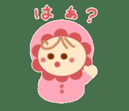 BABY HANA sticker #4777677