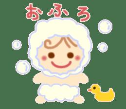 BABY HANA sticker #4777680