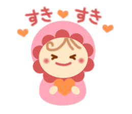 BABY HANA sticker #4777682