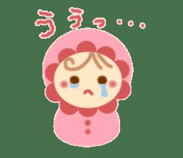 BABY HANA sticker #4777685