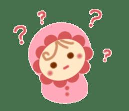 BABY HANA sticker #4777687