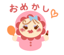 BABY HANA sticker #4777689