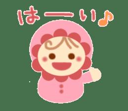 BABY HANA sticker #4777697