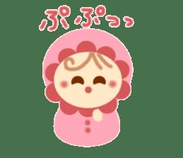 BABY HANA sticker #4777702