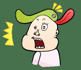 Hebigorinu sticker #4778226