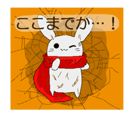 The play of the rabbit sticker #4779538