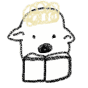 Coco of the sheep sticker #4779634