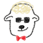 Coco of the sheep sticker #4779636
