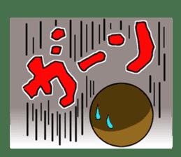 DailyLife of Avocado-chan sticker #4780997