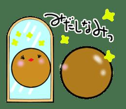 DailyLife of Avocado-chan sticker #4781014