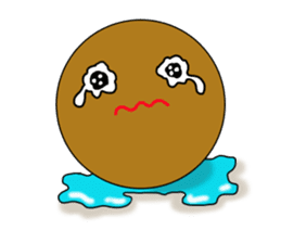 DailyLife of Avocado-chan sticker #4781017