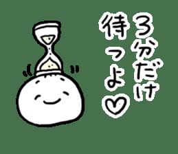Run down Nikuman sticker #4781188
