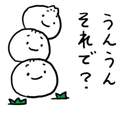 Run down Nikuman sticker #4781198