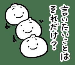 Run down Nikuman sticker #4781201