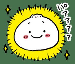 Run down Nikuman sticker #4781219