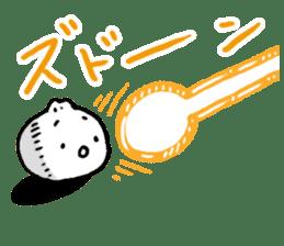 Run down Nikuman sticker #4781222