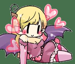 Halloween Girl sticker #4783766