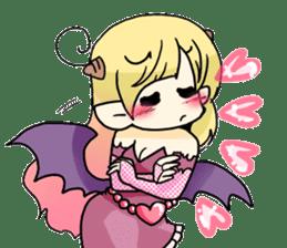 Halloween Girl sticker #4783767